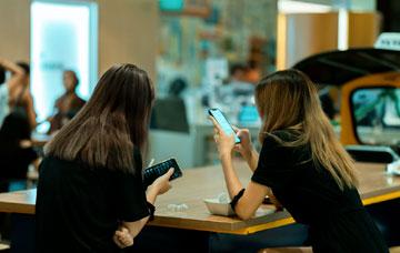 Mobile phones at school